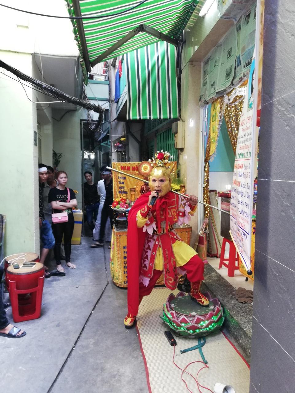 孫悟空ベトナム