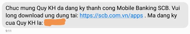 SCBモバイルバンキング