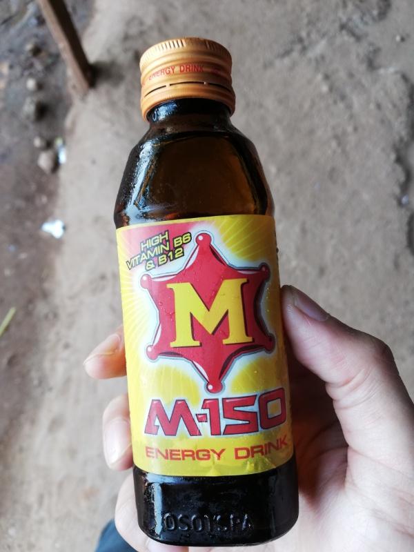 ミャンマー栄養ドリンク