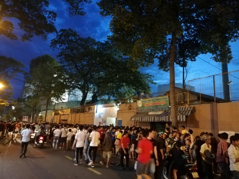 Vリーグベトナムサッカー