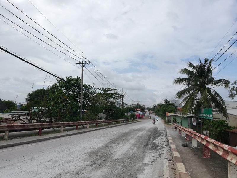 サイゴンの田舎