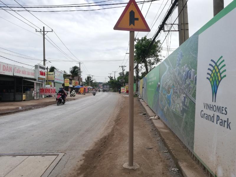 サイゴンの郊外