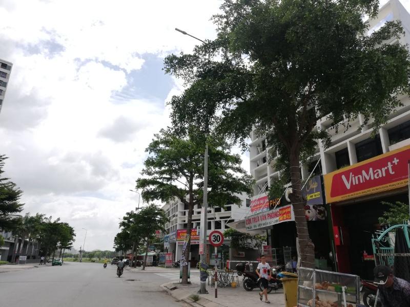 ベトナムのホーチミン二区