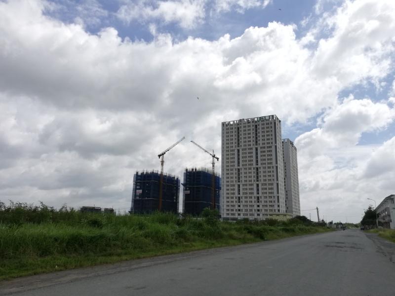 ホーチミン郊外のマンションcityalto