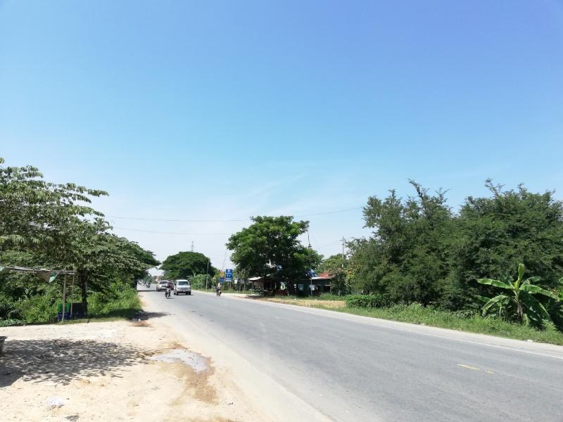 カンボジア田舎