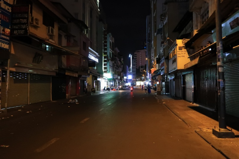 ホーチミン市マレーシア人街