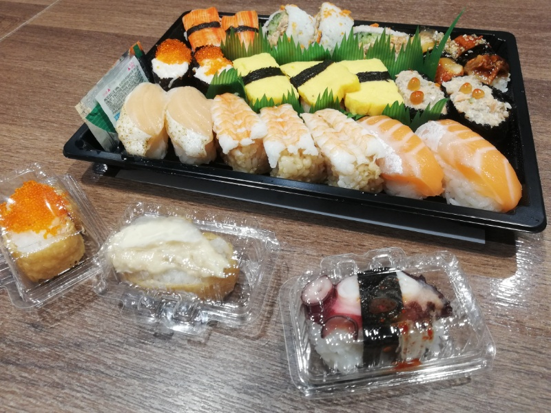 イオン寿司パック